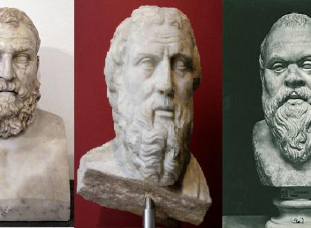 Lo scontro tra democrazia e oligarchia nella Grecia antica.